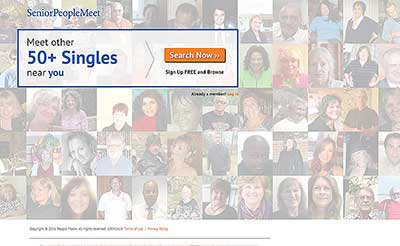 seniorpeoplemeet com members login